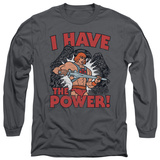 Longsleeve: Masters Of The Universe - I Have The Power Long Sleeves