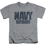 Juvenile: Navy - Husband Shirts