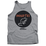 Tank Top: Parks & Rec - Mouse Rat Circle Tank Top