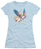 Juniors: She Ra - And Swiftwind T-shirts