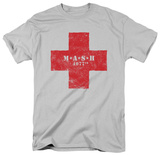 M.A.S.H - Red Cross Shirts