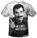 Youth: Modern Family - Mustache Shirt