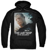 Hoodie: The Last Ship - Captain Pullover Hoodie