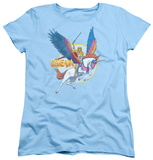 Womans: She Ra - And Swiftwind Shirts