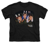 Youth: Malcolm In The Middle - Kids Logo T-Shirt