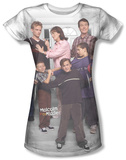 Juniors: Malcolm In The Middle - Family T-shirts
