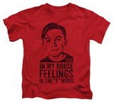 Youth: Malcolm In The Middle - F Word Shirts