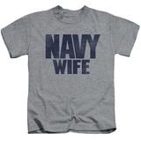 Juvenile: Navy - Wife Shirt