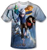 Rise Of The Guardians - Together Now T-Shirt