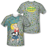 Richie Rich - Let It Rain (Front/Back) Shirts