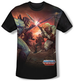 Masters Of The Universe - Battle (black back) Sublimated