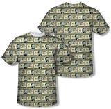 Richie Rich - Millions (Front - Back Print) (Front/Back Print) T-Shirt