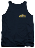 Tank Top: Polar Express - Conductor Tank Top