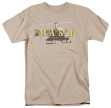 M.A.S.H - Chopper T-shirts