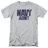 Navy - Aunt T-Shirt
