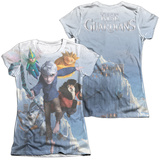 Juniors: Rise Of The Guardians - Together Now (Front - Back Print) (Front/Back Print) T-shirts