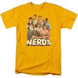 Revenge Of The Nerds - Group Of Nerds T-shirts