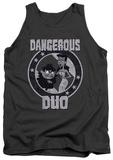Tank Top: Rocky & Bullwinkle - Dangerous Tank Top