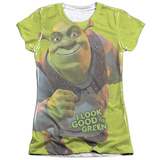 Juniors: Shrek - Trio T-shirts