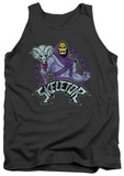 Tank Top: Masters Of The Universe - Skeletor Tank Top