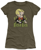 Juniors: Richie Rich - Rich Logo Shirt
