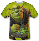 Shrek - Trio Sublimated