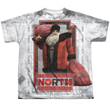 Youth: Rise Of The Guardians - North T-shirts