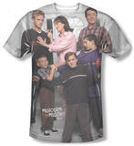 Malcolm In The Middle - Family T-shirts