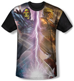 Masters Of The Universe - Strike (black back) Sublimated