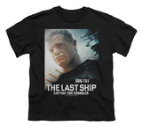Youth: The Last Ship - Captain T-Shirt