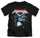 Juvenile: Kung Fu Panda - Kung Fu Group Shirts