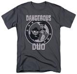 Rocky & Bullwinkle - Dangerous T-Shirt