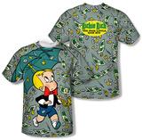 Richie Rich - Let It Rain (Front - Back Print) (Front/Back Print) T-Shirt