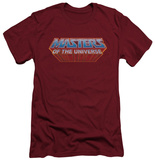 Masters Of The Universe - Logo (slim fit) Shirts