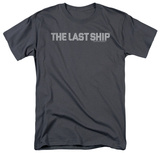 The Last Ship - Distressed Logo Shirts