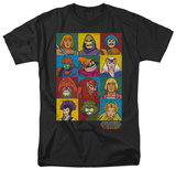 Masters Of The Universe - Character Heads T-shirts