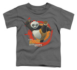 Toddler: Kung Fu Panda - Real Warrior T-Shirt