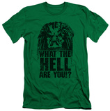 Predator - What Are You (slim fit) Shirts