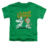 Toddler: Mr Peabody & Sherman - Deep Conversation T-Shirt