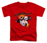 Toddler: Kung Fu Panda - Kaboom Of Doom Shirt