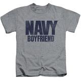 Juvenile: Navy - Boyfriend T-shirts