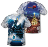Youth: Polar Express - Journey (Front/Back Print) T-shirts