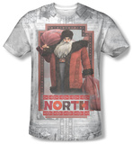 Rise Of The Guardians - North T-shirts