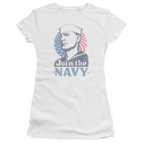 Juniors: Navy - Join Now Shirt