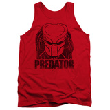 Tank Top: Predator - Logo Tank Top