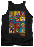 Tank Top: Masters Of The Universe - Character Heads Tank Top