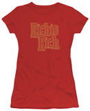 Juniors: Richie Rich - Stacked T-shirts