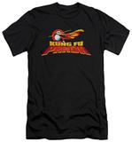 Kung Fu Panda - Logo (slim fit) T-shirts