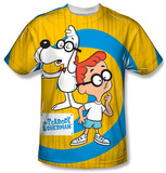 Youth: Mr Peabody & Sherman - Explanation Shirt