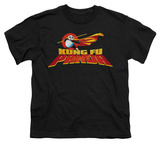 Youth: Kung Fu Panda - Logo Shirts